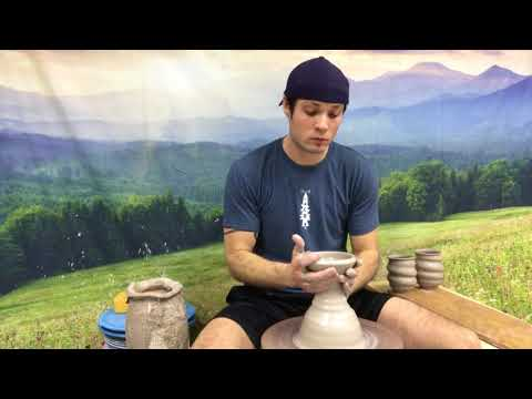 Pottery Meditation: Throwing Cosmic Mugs for cosmicmugs.com 🌌☕️