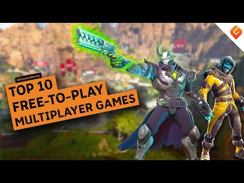 Top 10 Free-To-Play Multiplayer Games For PC | Part 1