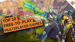 Top 10 Free-To-Play Multiplayer Games for PC