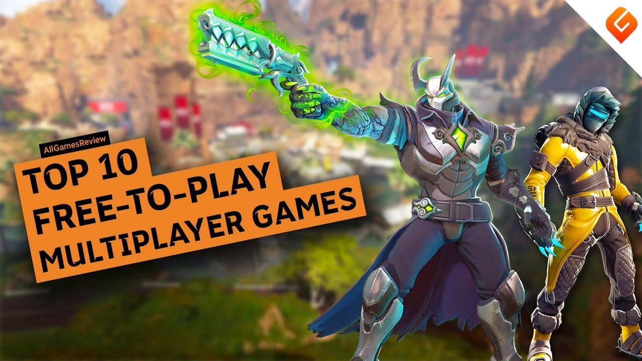 Top 10 Free To Play Multiplayer Games For Pc Part 1 Youtube