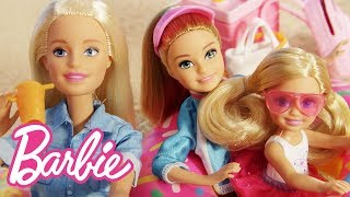 Barbie Solves a Mystery on the Beach! | Barbie