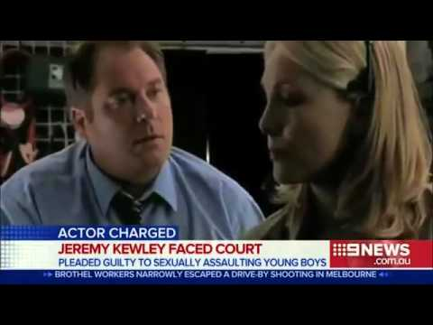 Jeremy Kewley pleads guilty to sexually assaulting young boys