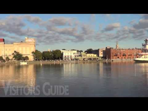 Welcome to Wilmington - Brunswick Island/Cape Fear Visitor's Guide Magazine