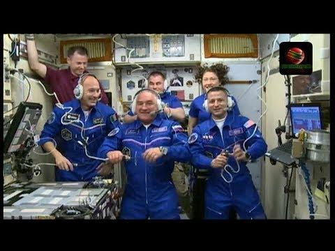 Sojus MS-13, Andocken An Der ISS (DE) | NASA Expedition 60-61 | SCIENCO 34/2019