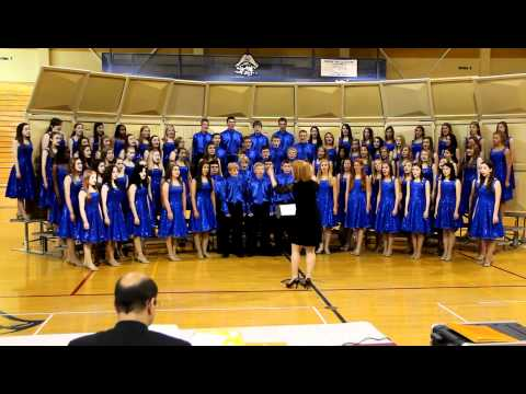 CaMS 8th Grade Mixed Choir song #2