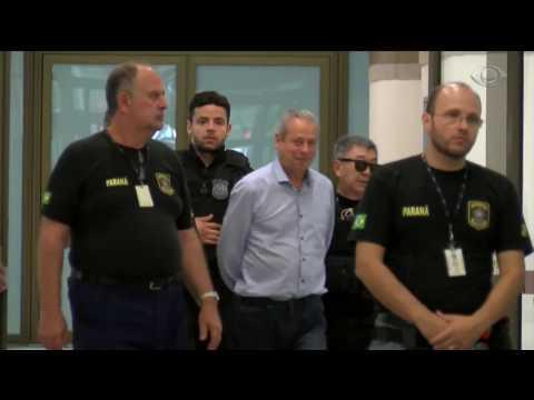 Eduardo Cunha é transferido para presídio
