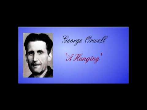 'A Hanging' by George Orwell