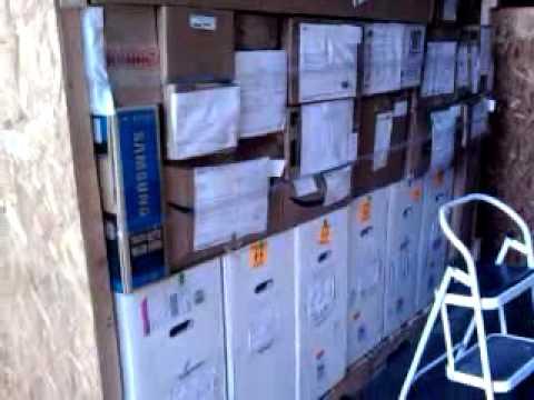 SDC International Shipping at Work