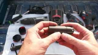 Re-Building Bosch & Dremel 12V Max lithium-Ion Battery Packs ~18650 Cells