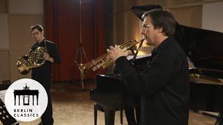 Tillmann & Matthias Höfs: Bruch, Acht Stücke, op. 83: I. Andante (arr. für Horn und Trompete)