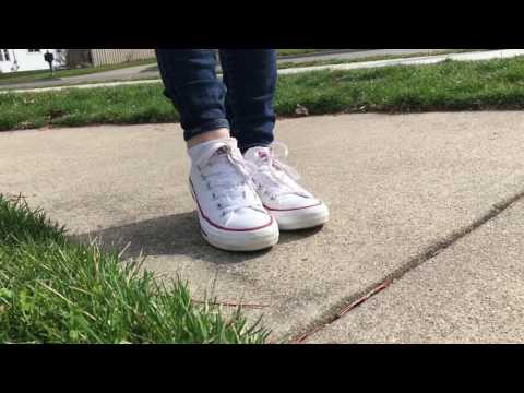 How to style white converse  986784e25