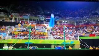 UKRAINE OLEG VERNIAIEV Artistic gymnastics men RIO 2016 / спортивна гимнастика мужчины ПЕРЕКЛАДИНА