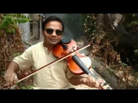 Krishnna Natarajan - Violin on street: Dil toh hai dil/ jab koi baat