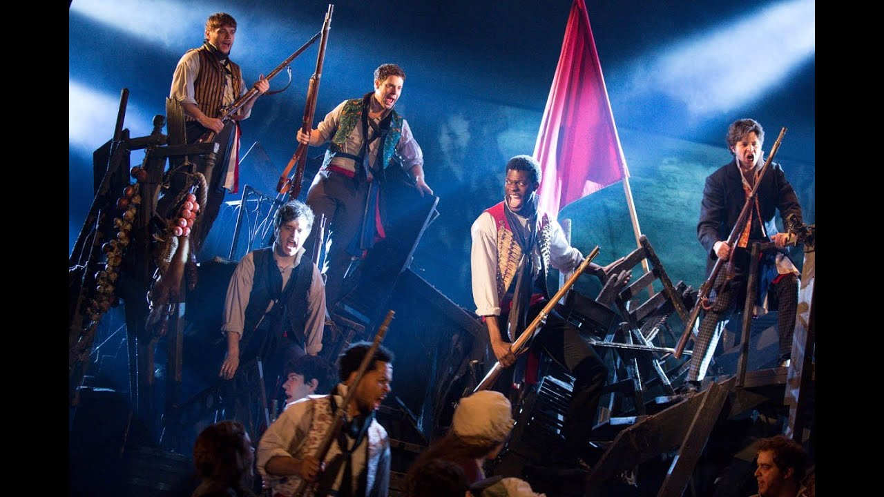 review of les mis atilde copy rables at the imperial theatre