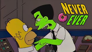 there will Never Ever be another Simpsons episode like Homer's Enemy