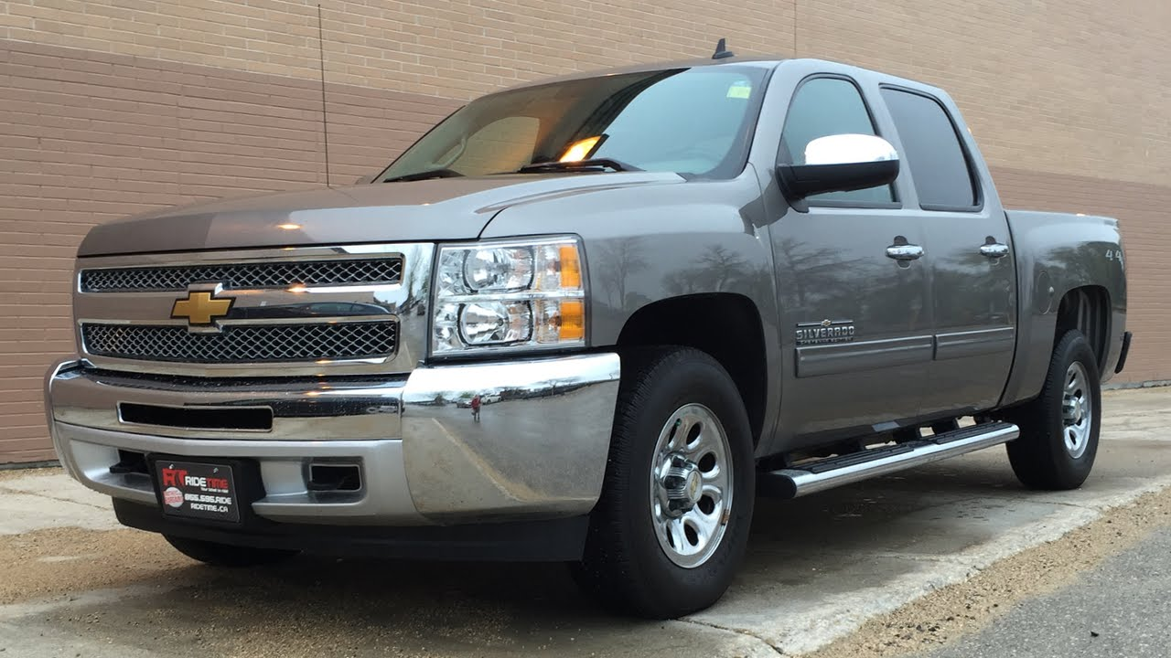 2012 chevrolet silverado 1500 ls cheyenne edition 4wd crew cab power windows locks huge. Black Bedroom Furniture Sets. Home Design Ideas