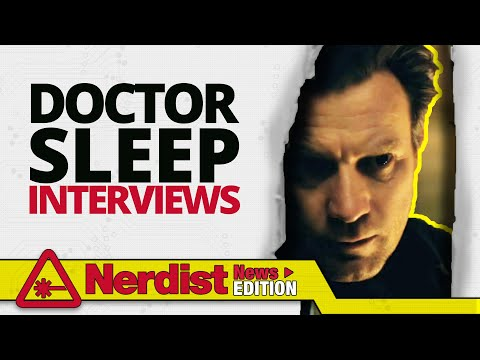 Why Stephen King's Doctor Sleep is a Shining Example of Horror! (Nerdist News Edition)