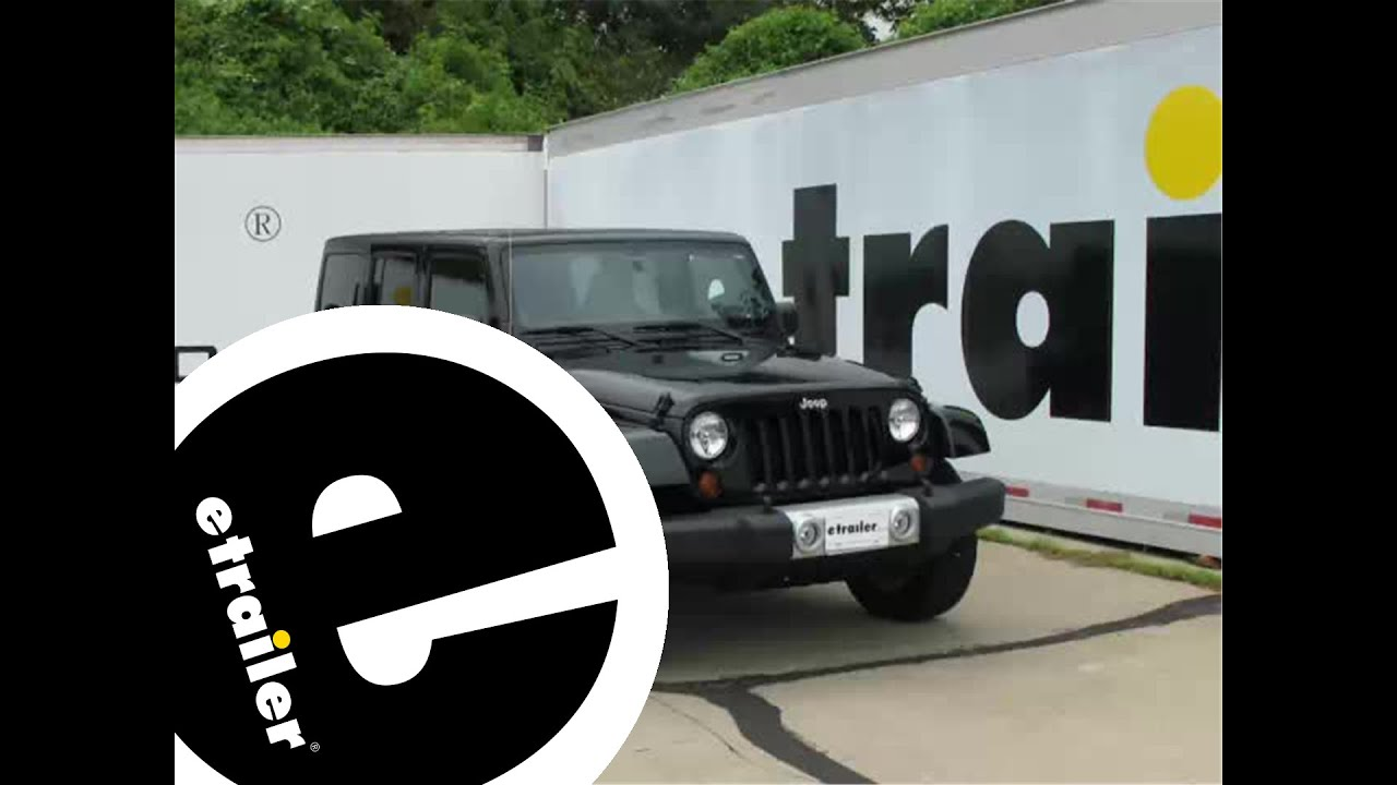 2003 Jeep Liberty Trailer Wiring Harness Etrailer Trailer Brake Controller Installation 2012
