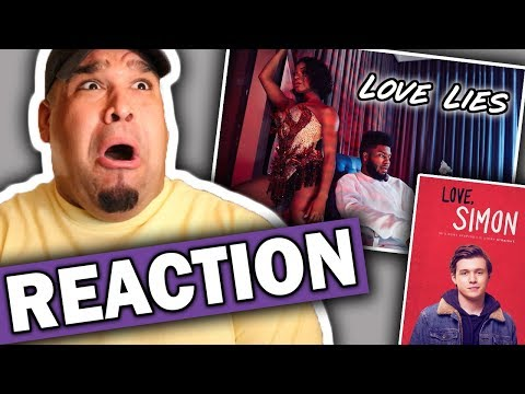 Khalid & Normani  Love Lies REACTION