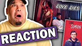 khalid normani love lies reaction