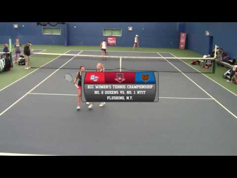 ECC Women's Tennis Championship Final - Queens vs. NYIT