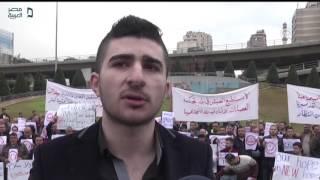 مصر العربية | مسيحيو العراق في لبنان يطالبون بالهجرة ويرفضون العودة لبلادهم