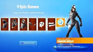 New Fortnite Shadow Pack