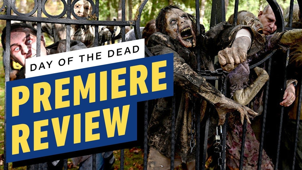 Download Syfy's Day of the Dead Premiere Review