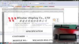 Stm32 Урок 52: Программирование LCD (начало)