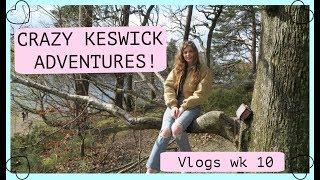 CRAZZYYY KESWICK ADVENTURES and me singing hehe Weekly vlogs week 10