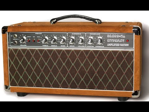Amplified Nation Bombshell Overdrive