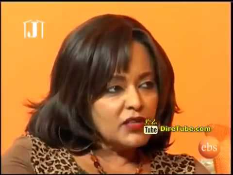 Jossy In Z House Show   Interview With Singer Aster Kebede