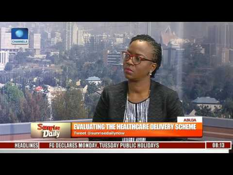 Health Insurance The Only Way To Resolve Health Quagmire - Lekan Ewenla Pt 1