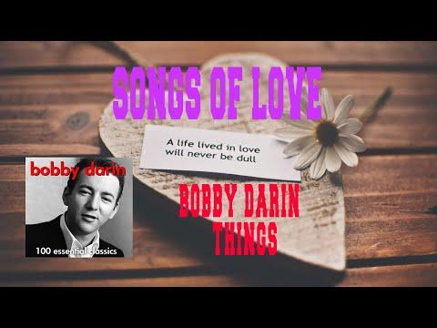 Bobby Darin Things Youtube