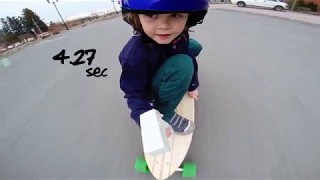 Deleted GoPro  Electric Skateboard Kid HD
