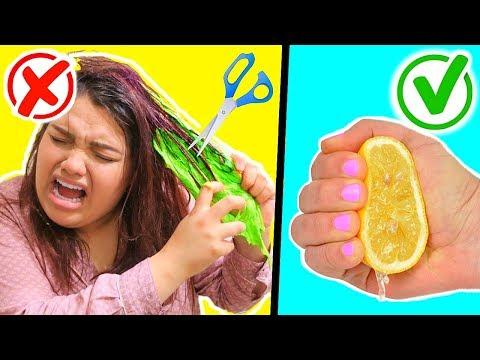 Slime Life Hacks You NEED To Know! 15 Slime Recipes