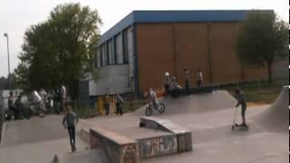 Max DK - STAND UP SKATE SHOP EDIT