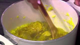 طاجن لحمة بالبصل والطماطم - طاجن لحمة بالبسلة والجزر - عصير اللوز #مغربيات #نادية_سرحان #cbcsofra
