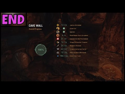 Far Cry Primal 100% Complete - Final Part - PC Gameplay Walkthrough - 1080p 60fps