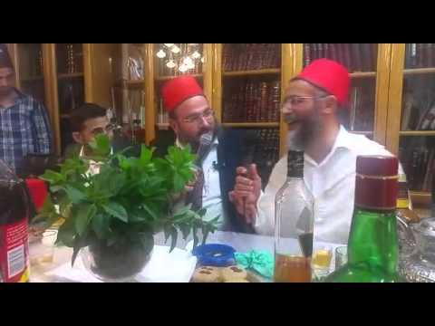 אופיר סלומון - חגיגות המימונה בביתו של הרב מיכאל לסרי שליט''א - 2016 - אשמח בך בדואט עם הרב
