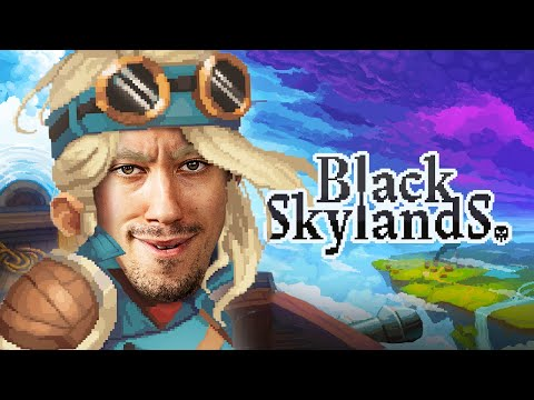 Luftschiff Abenteuer mit Pixel Hänno | Black Skylands