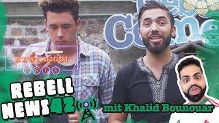 Fidget Spinner & Soulfood feat. CrispyRob | Rebell News #42 mit Khalid Bounouar
