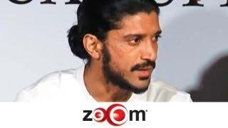 Farhan Akhtar talks about Bhaag Milkha Bhaag