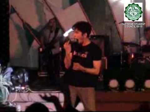 BYE BYE NA with HIMALA - RICO BLANCO @ DLSAU KABATAAN ang BIDA ngayong 2010 Concert.