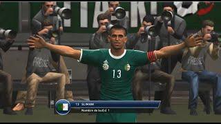 [HD] PES 2016 Algérie vs Suisse Coupe du Monde Huitième de Finale #04 PC Gameplay 1080p