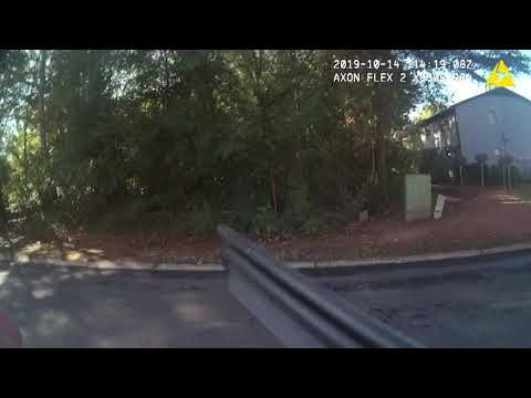 ACCPD body cam footage Chalfont Drive officer involved shooting
