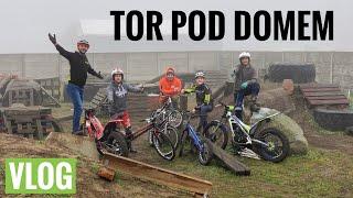 Powitanie zimy z ekipą której się chce! Moto Trial