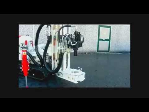 Компактная буровая установка с телескопической мачтой Ripamonti Minimek 500
