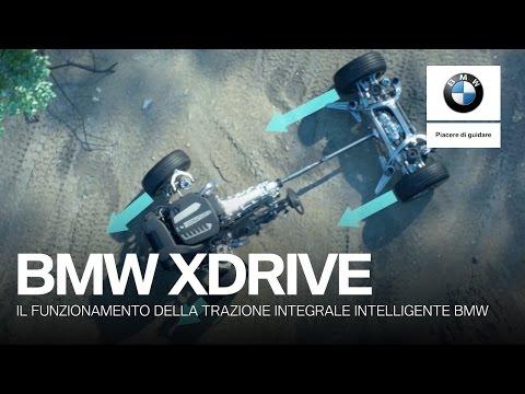 Trazione integrale BMW xDrive: come funziona la tecnologia BMW?