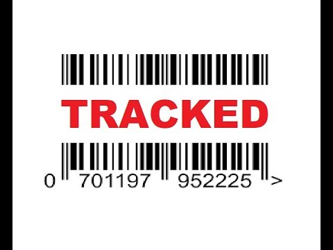 How I Create Fake Tracking Lables For Large Letters For EBay Post